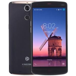 KINGZONE Z1 Plus 5.5 Zoll LTE HD Phablet mit Android 5.1, MTK6753 64bit Octa Core 1.3GHz, 2GB RAM, 16GB Speicher, 13MP+13MP Kameras, 3.500mAh Akku