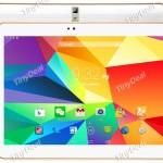 Laude K14 10.5 Zoll 3G WXGA Tablet Phone mit Android 4.4, MTK8382 Quad Core 1.3GHz, 2GB RAM, 16GB Speicher, 8MP+2MP Kameras, 4.500mAh Akku