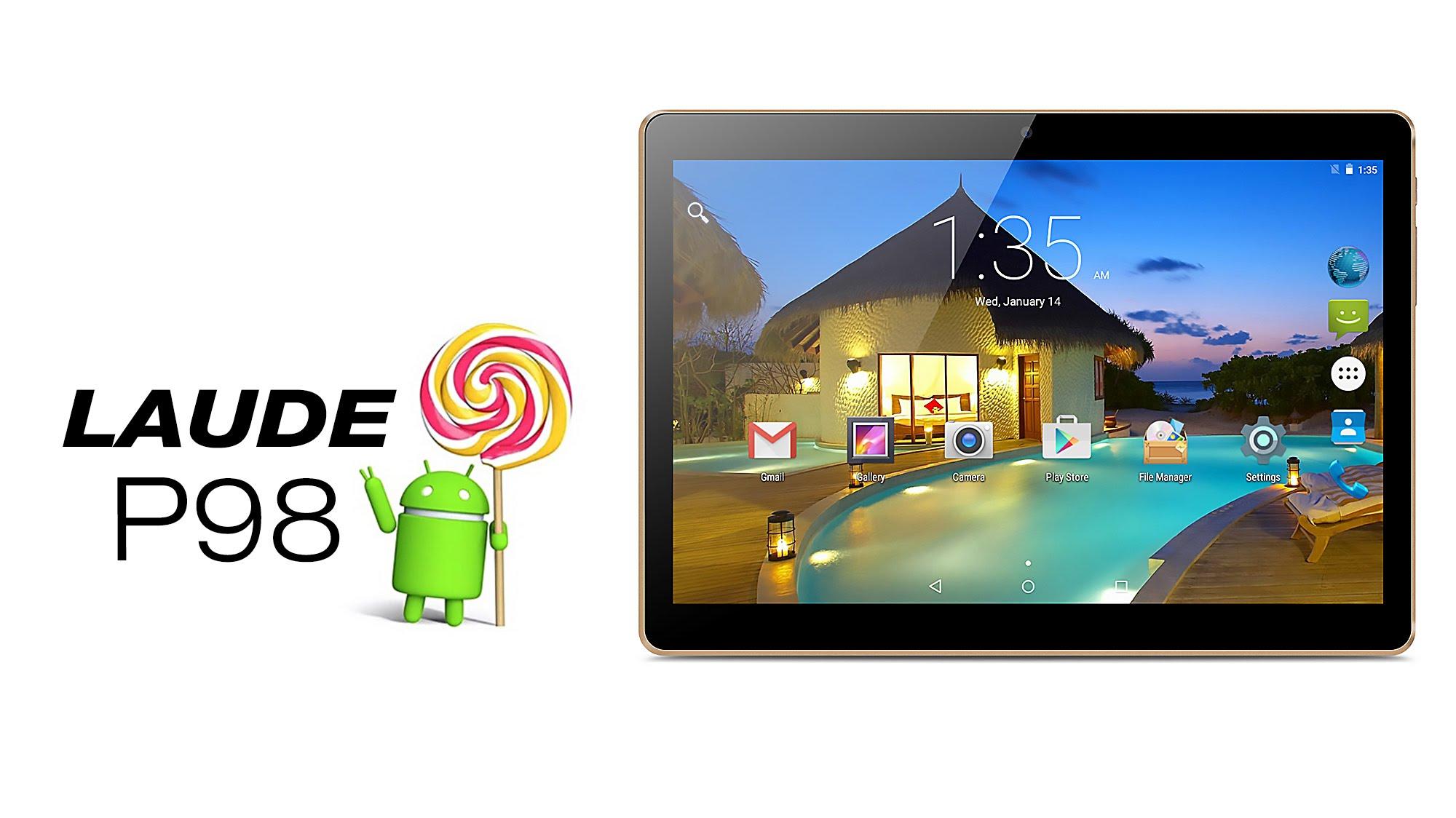 laude p98 9 6 zoll lte hd tablet phone pc g nstig kaufen. Black Bedroom Furniture Sets. Home Design Ideas