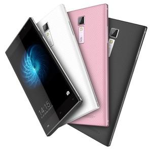 Leagoo Alfa 1 5.5 Zoll 3G HD Phablet mit Android 5.1, MTK6580 Quad Core 1.3GHz, 2GB RAM, 16GB Speicher, 13MP+5MP Kameras, 3.000mAh Akku