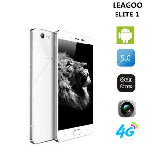 LEAGOO Elite 1 – 5.0 Zoll LTE FHD Smartphone mit Android 5.1, MTK6753 1.3GHz Octa Core, 3GB RAM, 32GB Speicher, 13MP & 8MP Kamera, 2.300mAh Akku