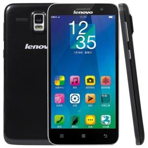Lenovo A808T A8 5.0 Zoll LTE HD Smartphone mit Android 4.4, MTK6592 Octa Core 1.7GHz, 2GB RAM, 16GB Speicher, 13MP+5MP Kameras, 2.500mAh Akku