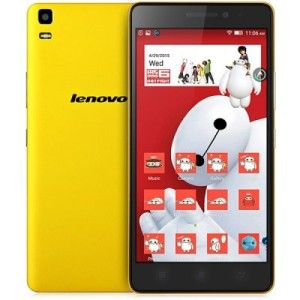 LENOVO K3 Note – 5.5 Zoll LTE FullHD Phablet mit Android 5.0, MTK6752 Octa Core 1.7GHz, 2GB RAM, 16GB Speicher, 13MP & 5MP Kameras, 3.000mAh Akku