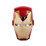 Marvel Avengers Iron Man 6.000mAh Energie-/Power-Bank externe Batterie für alle Smartphones, iPhone, Samsung und jedes USB-Gerät