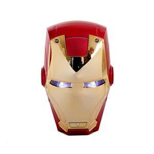 Marvel Avengers Iron Man Energie-/Power-Bank externe Batterie für Smartphones und mehr