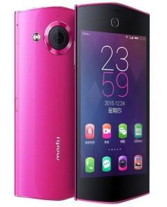 Meitu M4S 4.7 Zoll LTE HD Smartphone mit Android 4.4, MT6752 Octa Core 1.7GHz, 3GB RAM, 64GB Speicher, 13MP+13MP Kameras, 2.160mAh Akku