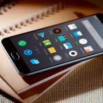 MEIZU M2 Note 5.5 Zoll LTE FullHD Phablet mit Android 5.0, MTK6753 64bit Octa Core 1.3GHz, 2GB RAM, 16GB Speicher, 13MP+5MP Kameras, 3.100mAh Akku