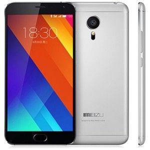 Meizu MX5 5.5 Zoll LTE FHD Phablet mit Flyme 4.5 (Android 5.1), Helio X10 Turbo ARM cortex-A53 Octa Core 2.2GHz, 3GB RAM, 16/32GB Speicher, 20.7MP+5MP Kameras, 3.150mAh Akku
