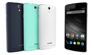 MLAIS MX BASE 5.0 Zoll LTE HD Smartphone mit Android 5.1, MTK6735 Quad Core 64-bit 1.3GHz, 2GB RAM, 16GB Speicher, 8MP+5MP Kameras, 4.300mAh Akku
