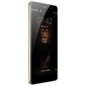 MOREFINE MAX1 5.0 Zoll LTE HD Smartphone mit Android 5.1, MTK6735 64bit Quad Core 1.0GHz, 2GB RAM, 16GB Speicher, 8MP+2MP Sony Kameras, 2.150mAh Akku
