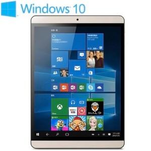 Onda V919 Air CH 9.7 Zoll QXGA Tablet PC mit Windows 10, Intel Cherry Trail Z8300 64bit Quad Core 1.44GHz, 4GB RAM, 64GB Speicher,  2MP+2MP Kameras, 7.200mAh Akku