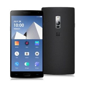 ONEPLUS ONE 5.5 Zoll LTE FullHD Phablet mit Android 4.3, Snapdragon S801 Quad Core 2.5GHz, 3GB RAM, 16/64GB Speicher, 13MP+5MP Kameras, 3.100mAh Akku