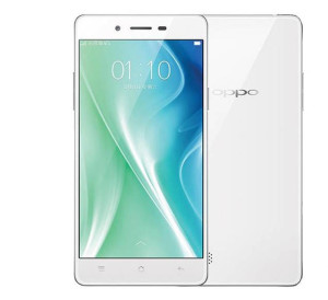 OPPO A51 5.0 Zoll LTE HD Smartphone mit ColorOS 2.1 (Android 5.1), Qualcomm Snapdragon 410 Quad Core 1.2 GHz, 2GB RAM, 16GB Speicher, 8MP+5MP Kameras, 2.420mAh Akku