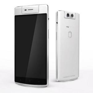 OPPO N3 5.5 Zoll LTE FullHD Smartphone mit Android 4.4, Qualcomm Snapdragon 801 Quad Core 2.3GHz, 2GB RAM, 32GB Speicher, 16MP drehbare Kamera, 3.000mAh Akku