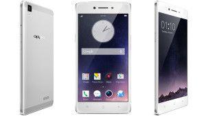 OPPO R7 – 5.0 Zoll LTE FHD Smartphone mit Android 5.1, Snapdragon 615 Octa Core 1.5GHz, 3GB RAM, 16GB Speicher, 13MP & 8MP Kameras, 2.320mAh Akku