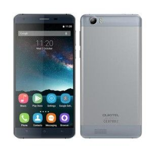OUKITEL K6000 5.5 Zoll LTE HD Phablet mit Android 5.1, MTK6735 Quad Core 1.0GHz, 2GB RAM, 16GB Speicher, 8MP+2MP Kameras, 6.000mAh Akku