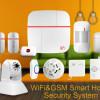 PATROL HAWK Vcare WiFi Smart Home Sicherheits-/Überwachungsystem 433MHz