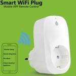 Smart Home WiFi Steckdosen-Schalter