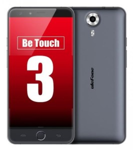 ULEFONE Be Touch 3 – 5.5 Zoll LTE FHD Phablet mit Android 5.1, MTK6753 Octa Core 1.3GHz, 3GB RAM 16GB Speicher, 13MP & 5MP Kameras, 2.550mAh Akku