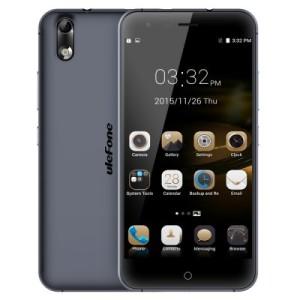 ULEFONE Paris X – 5.0 Zoll LTE HD Smartphone mit Android 5.1, MTK6735 Quad Core 1.3GHz, 2GB RAM, 16GB Speicher, 13MP & 8MP Kameras, 2.250mAh Akku