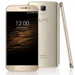 UMI Rome X 5.5 Zoll 3G HD Phablet mit Android 5.1, MTK6580 Quad Core 1.3GHz, 1GB RAM, 8GB Speicher, 8MP+2MP Kameras, 2.500mAh Akku