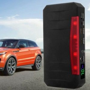 V5 Auto Batterie Starter 21.000mAh Power Bank mit LED Lampe, LCD Power Digital Display, 2 USB Ausgänge, für  alle Smartphones, Tablet PCs, iPods, usw.