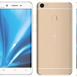 Vivo XPlay 5 Elite 5.43 Zoll LTE QHD Phablet mit Android 5.1, Qualcomm Snapdragon 820 Quad Core 2.15GHz, 6GB RAM, 128GB Speicher, 16MP+8MP Kameras (Sony), 3.600mAh Akku