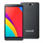 VKWORLD VK6050S 5.5 Zoll LTE HD Phablet mit Android 5.1, MTK6735 64bit Quad Core 1GHz, 2GB RAM, 16GB Speicher, 13MP+5MP Kameras, 6.050mAh Akku