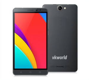 VKWORLD VK6050S – 5.5 Zoll LTE HD Phablet mit Android 5.1, MTK6735 Quad Core 1GHz, 2GB RAM, 16GB Speicher, 13MP & 5MP Kameras, 6.050mAh Akku