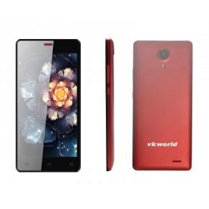 VKWORLD VK6735 5.0 Zoll LTE HD Smartphone mit Android 5.1, MTK6735 Quad Core 1GHz, 2GB RAM, 16GB Speicher, 13MP+5MP Kameras, 3.000mAh Akku