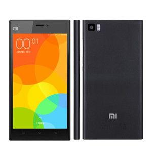 XIAOMI MI3 5.0 Zoll 3G FullHD Smartphone mit Android 4.3, Snapdragon 800 Quad Core 2.3GHz, 2GB RAM, 16GB Speicher, 13MP+2MP Kameras, 3.050mAh Akku