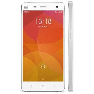 XIAOMI MI4 5.0 Zoll LTE FullHD Smartphone mit Android 4.4, Qualcomm Snapdragon 801 Quad Core 2.5GHz, 3GB Ram, 16GB Speicher, 13MP+8MP Kameras, 3.080mAh Akku