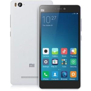 XIAOMI Mi 4C MI 4C AE 5.0 Zoll LTE FullHD Smartphone mit MIUI 7 (Android 5.1), Snapdragon 808 64bit Hexa Core 1.44GHz, 3GB RAM, 32GB Speicher, 13MP+5MP Kameras, 3.000mAh Akku