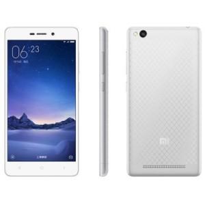 XIAOMI Redmi 3 5.0 LTE HD Smartphone mit Android 5.1, Qualcomm Snapdragon 616 64bit Octa Core 1.5GHz, 2GB RAM, 16GB Speicher, 13MP+5MP Kameras, 4.100mAh Akku
