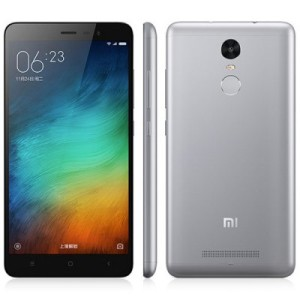 XIAOMI Redmi Note 3 Pro 5.5 Zoll LTE FHD Phablet mit Android 5.1, Snapdragon 650 Hexa Core 1.8GHz, 2GB/3GB RAM, 16/32GB Speicher, 16MP+5MP Kameras, 4.000mAh Akku