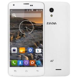 ZADA Z1 4.5 Zoll LTE FWVGA Smartphone mit Android 4.4, MTK6752 Quad Core 1.0GHz, 1GB RAM, 8GB Speicher, 8MP+5MP Kameras, 1.800mAh Akku