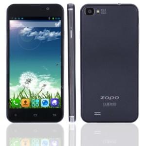 ZOPO ZP980+ 5.0 Zoll 3G FullHD Smartphone mit Android 4.2, MTK6592 Octa Core 1,7GHz, 2GB RAM, 16GB Speicher, 14MP+5MP Kameras, 2.000mAh Akku