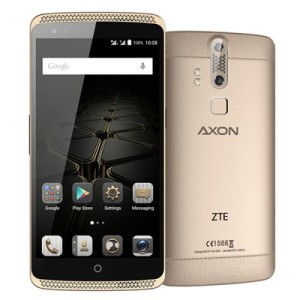 ZTE Axon Elite – 5.5 Zoll LTE FHD Phablet mit Android 5.0, Snapdragon 810 Octa Core 2.0GHz, 3GB RAM, 32GB Speicher, Dual 13MP/2MP+8MP Kameras, 3.000mAh Akku