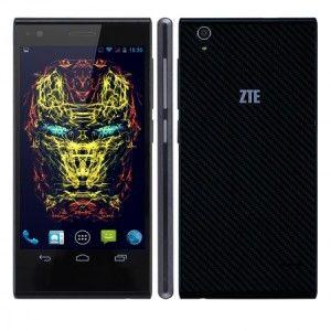 ZTE Blade Vec 5.0 Zoll LTE HD Smartphone mit Android 4.4, MSM 8926 Quad Core 1.2GHz, 1GB RAM, 16G Speicher, 1MP & 8MP Kamera