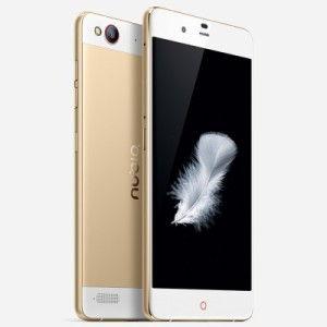 ZTE NUBIA My PRAGUE Elite – 5.2 Zoll LTE FHD Smartphone mit Android 5.0, Snapdragon 615 Octa Core 1.5GHz, 3GB RAM, 32GB Speicher, 13MP & 8MP Kameras, 2.200mAh Akku