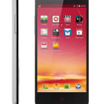 ZTE Nubia Z5S Mini 4.7 Zoll 3G HD Smartphone mit Android 4.2.2, Qualcomm Snapdragon APQ8064T Quad Core 1.7GHz, 2GB RAM, 16GB Speicher, 13MP+5MP Kameras, 2.300mAh Akku