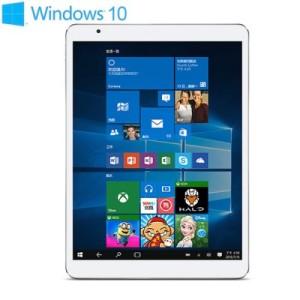 TECLAST X98 Pro – 9.7 Zoll QXGA Dual Boot Tablet PC mit Windows 10 & Android 5.1, Intel X5-Z8500 Quad Core 2.24GHz, 4GB RAM, 64GB Speicher, 5MP & 2MP Kameras, 8.000mAh Akku