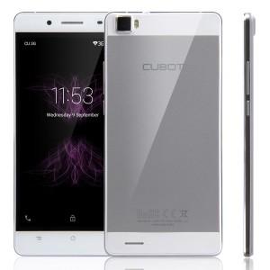 CUBOT X17 5.0 Zoll LTE FullHD Smartphone mit Android 5.1, MTK6735 64bit Quad Core 1.3GHz, 3GB RAM, 16GB Speicher, 16MP+8MP Kameras, 2.500mAh Akku