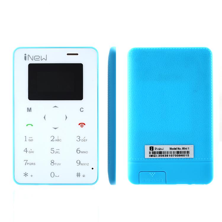 iNew Mini 1 , Handy, Telefon , Kartenformat