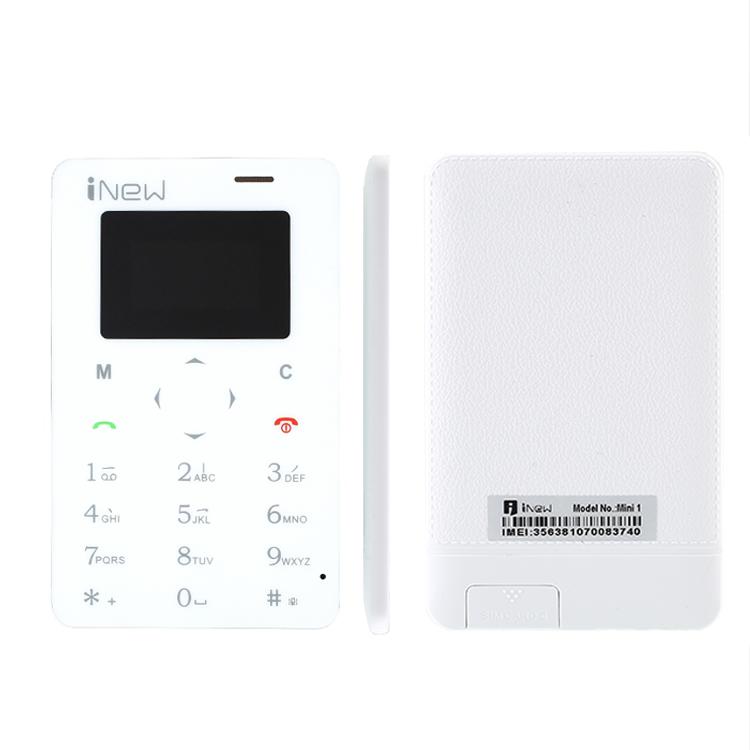 iNew Mini 1 , Kartenhandy, China Handy, Smartphones China Test, Angebot Efox, Gearbest
