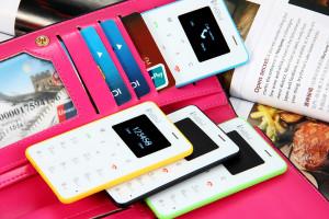 iNew Mini 1 – das China-Handy im Kartenformat für unter 15€