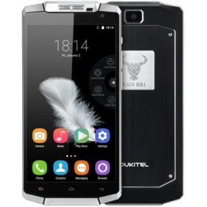 OUKITEL K10000 5.5 Zoll LTE HD Phablet mit Android 5.1, MTK6735 64bit Quad Core 1.5GHz, 2GB RAM, 16GB Speicher, 13MP+5MP Kameras, 10.000mAh Akku