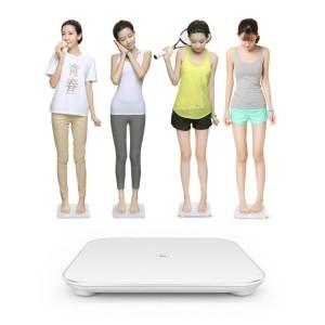 XIAOMI MI Smart Gewicht Waage für Android & iOS
