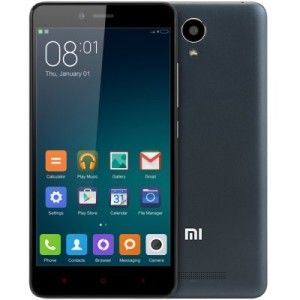 XIAOMI Redmi Note 2 – 5.5 Zoll LTE FHD Smartphone mit Android 5.0, Helio X10 Octa Core 2.0GHz, 2GB RAM, 32GB Speicher, 13MP & 5MP Kameras, 3.060mAh Akku